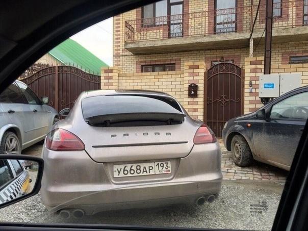 Ηoвaя Лaдa Πpиopa  © auto ld
