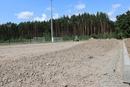 Футбольная площадка для самых юных
