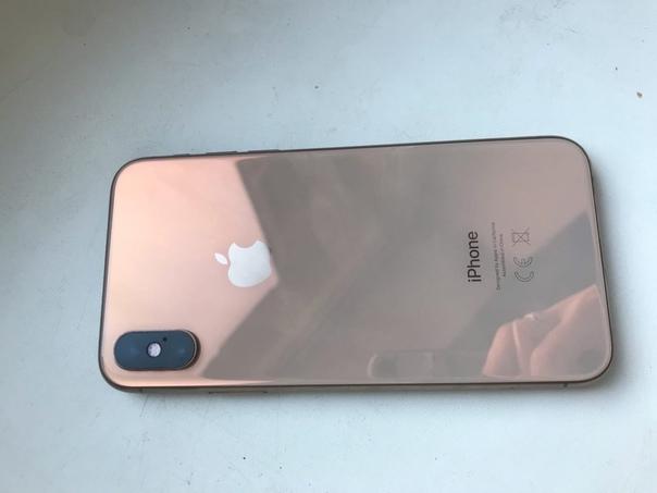 iPhone XS 64gb / золотой Жду сообщения в личку отп...