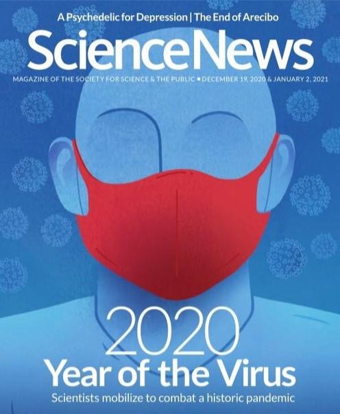 Science News - 19 December 2020 - 2 January 2021