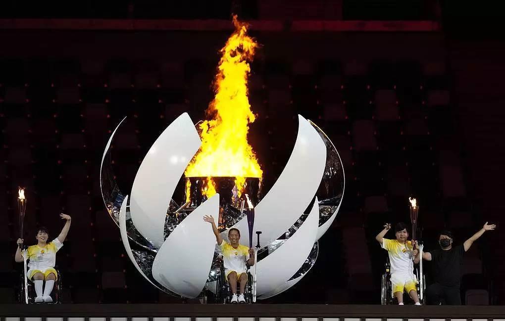 Вчера в Токио прошла церемония открытия Паралимпийских игр-2020