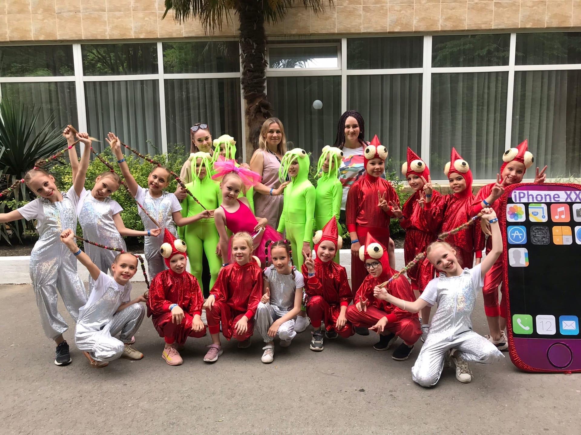Студия спортивно-эстрадного танца «Терпсихора» Можги стала лауреатом