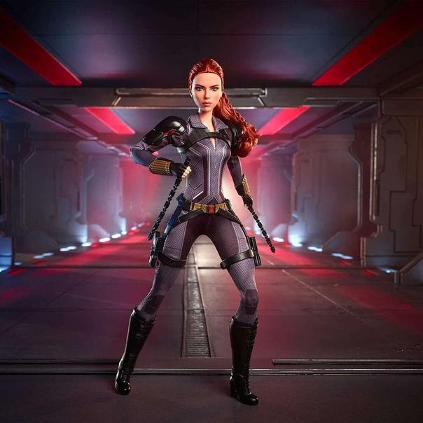 Екатерина Лондон: Marvel Studios' Black Widow Barbie® Doll 2020 Black Label®