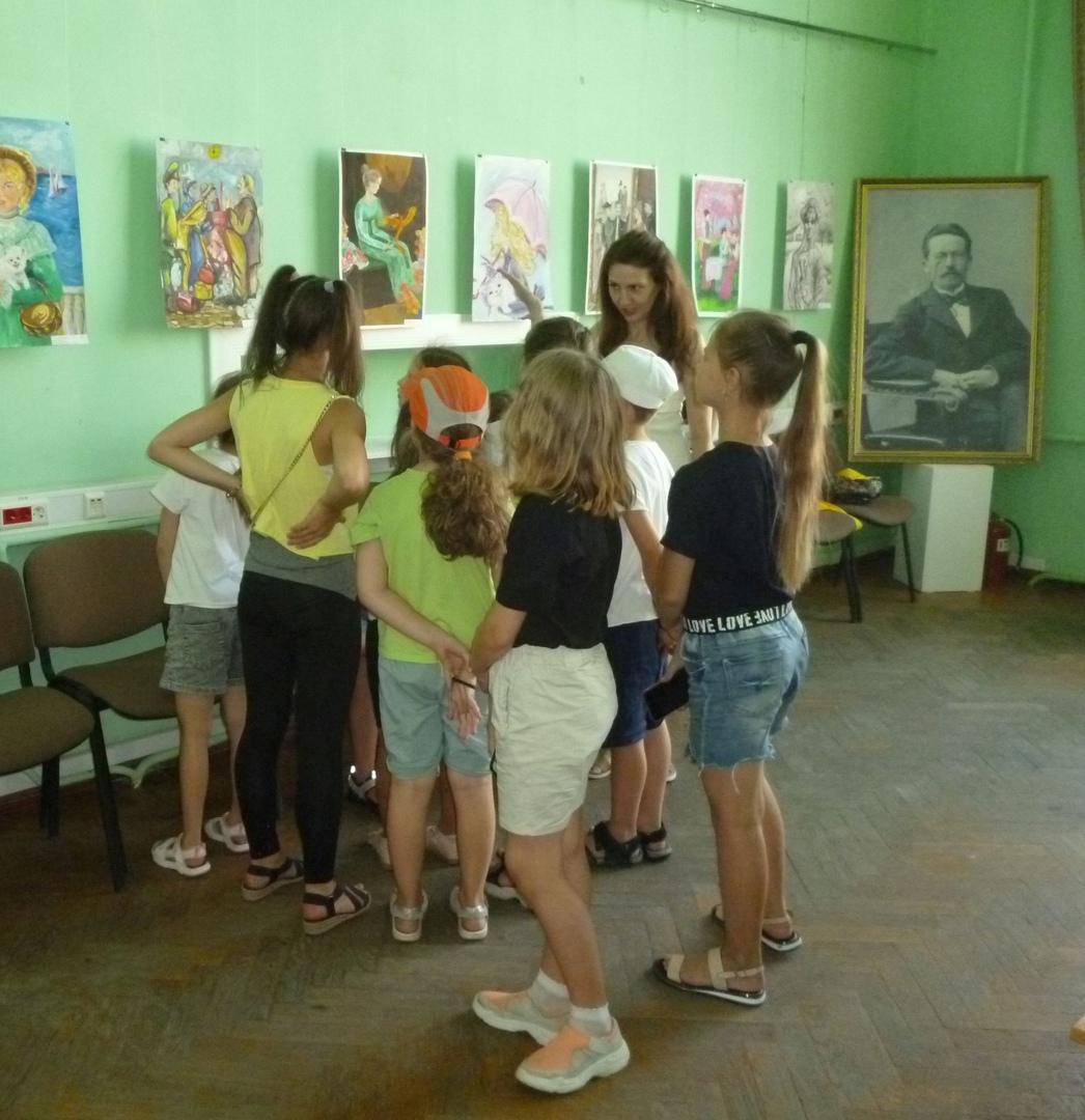Художественный музей «Арт-Донбасс» продолжает сотрудничество с коллегами из Ростовской области