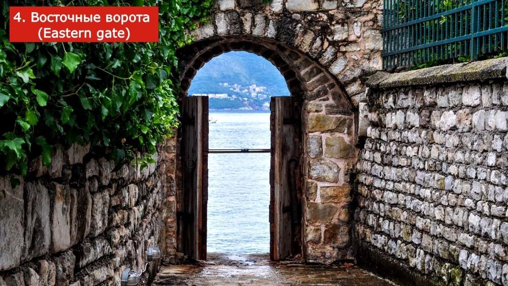 """путешествие - """"Черногория. Будва. Старый город. Достопримечательности. Пешеходная экскурсия.""""  NNGgif_PUBw"""