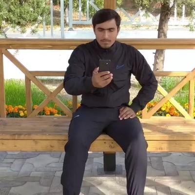 Чумахон Музафаров