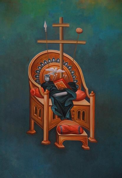 Нил, митр. Родосский. Из «Краткого повествования о Святых и Вселенских Соборах», изображение №1