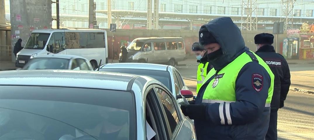 Госавтоинспекция проведет информационно-пропагандистские мероприятия «Пешеходный пере-ход»