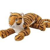 Мягкая игрушка, тигр, 70 см!!!!!!!!