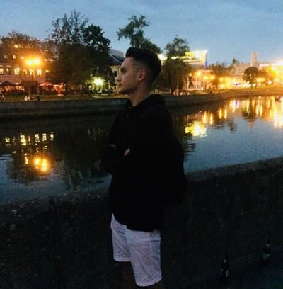 Артем Микша, Минск