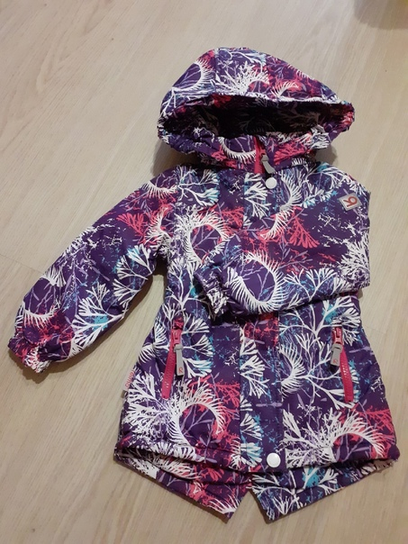 Продам куртку осеньо- весна 92 р-ра за 500 рублей,...
