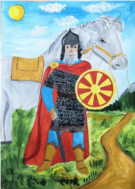 Якутская епархия подвела итоги конкурса «Александр Невский: воин, князь, святой», изображение №3