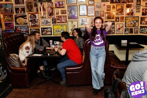 «GO!Квиз №102.2, Duckstars Bar, 29 апреля» фото номер 34