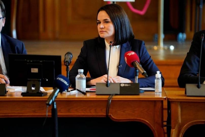Тихановская расскажет на онлайн-заседании Совета безопасности ООН о ситуации со...