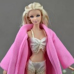 Нижнее белье для Барби своими руками — МК и идеи