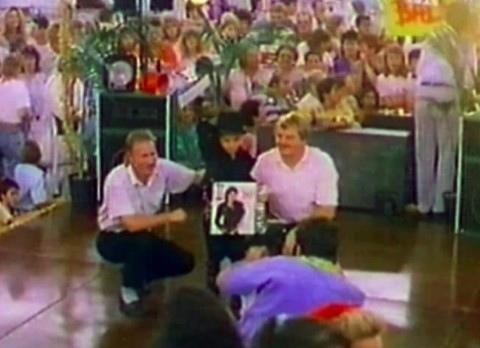 Альфонсо Рибейро - первая мини-версия Майкла Джексона., изображение №34