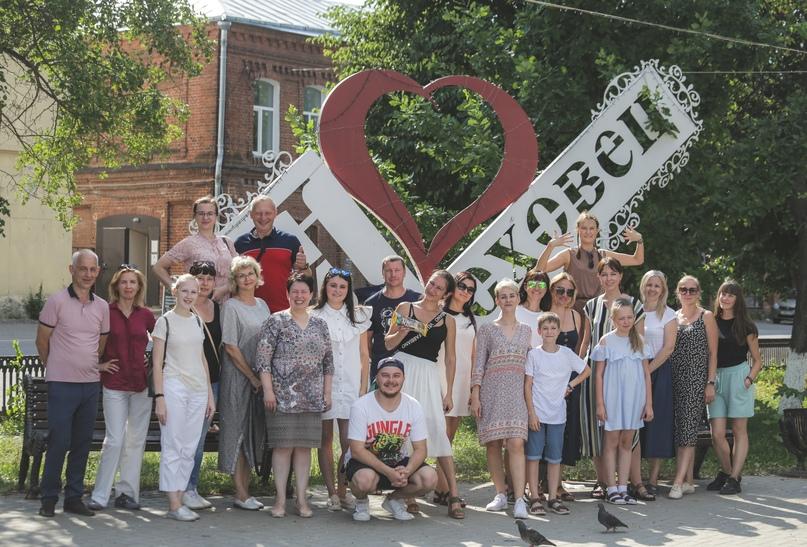 Сотрудники «Союза Маринс Групп» посетили древний город Гороховец