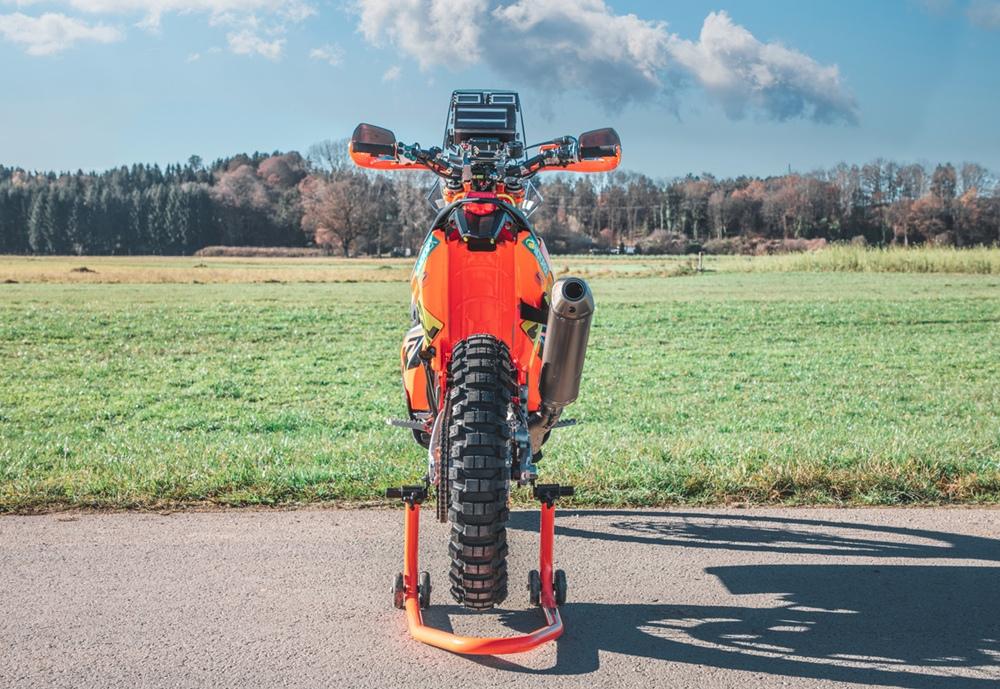 Мотоциклы ралли Дакар 2021