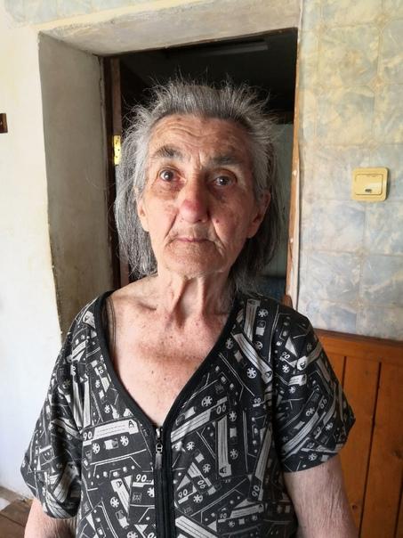 Пропала бабушка,ушла в неизвестном направлении. По...