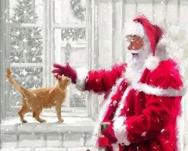 - Дедуля, а если я сегодня Деду Морозу письмо пошлю, он успеет за десять дней мой подарок приготовить Лицо Тоши было очень серьезным, но в глазах светилась такая вопрошающая надежда, будто вся