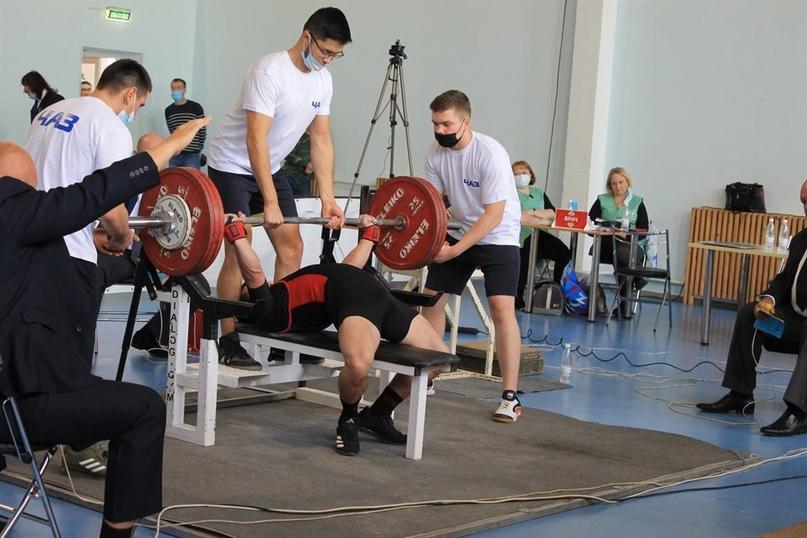 Пожали на славу. Ульяновцы собрали коллекцию медалей на турнире по жиму штанги лежа https://ulpravda.ru/news/106
