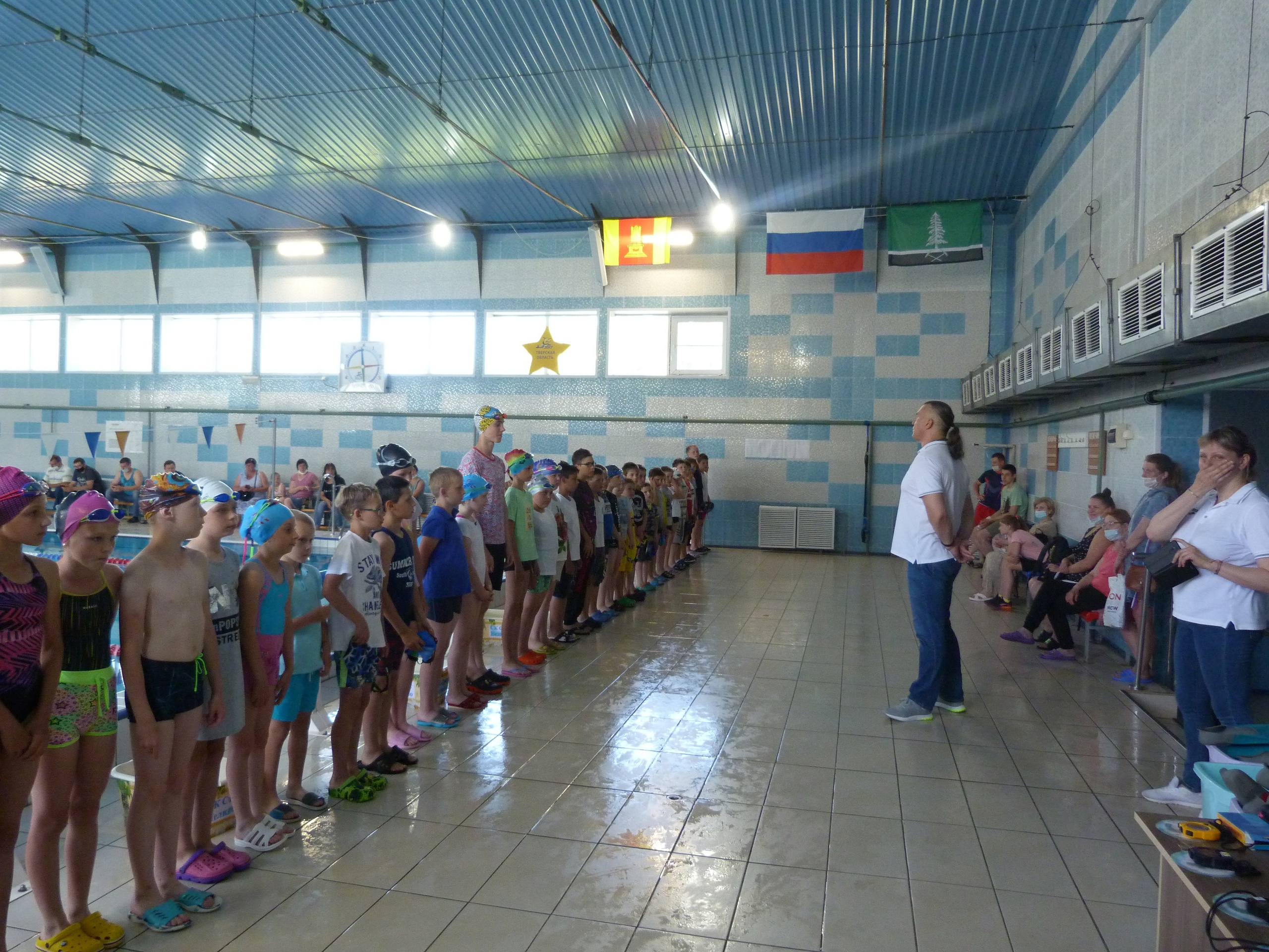 В Нелидовском ГО отмечают Всероссийский Олимпийский день