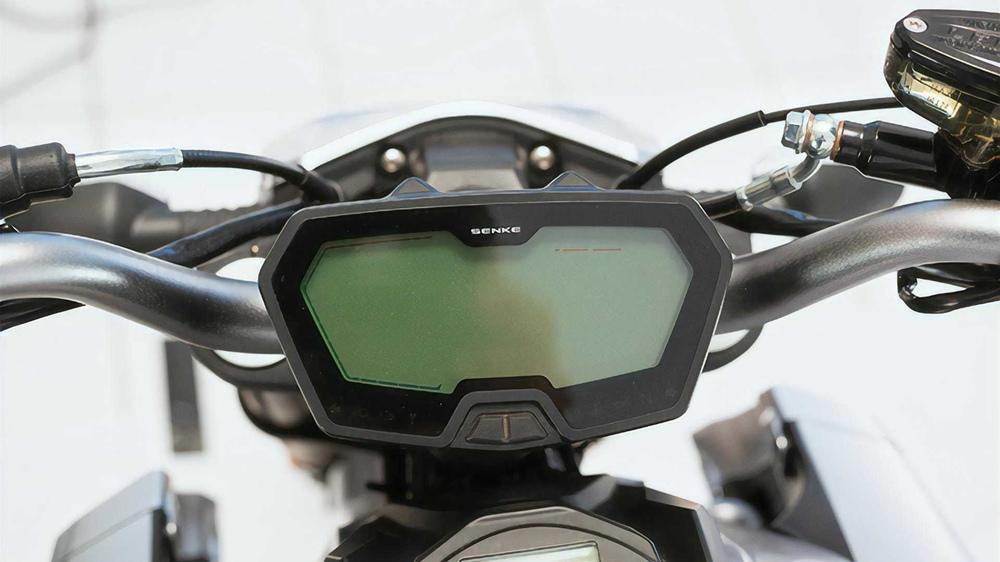 Мотоциклы Orcal SK01