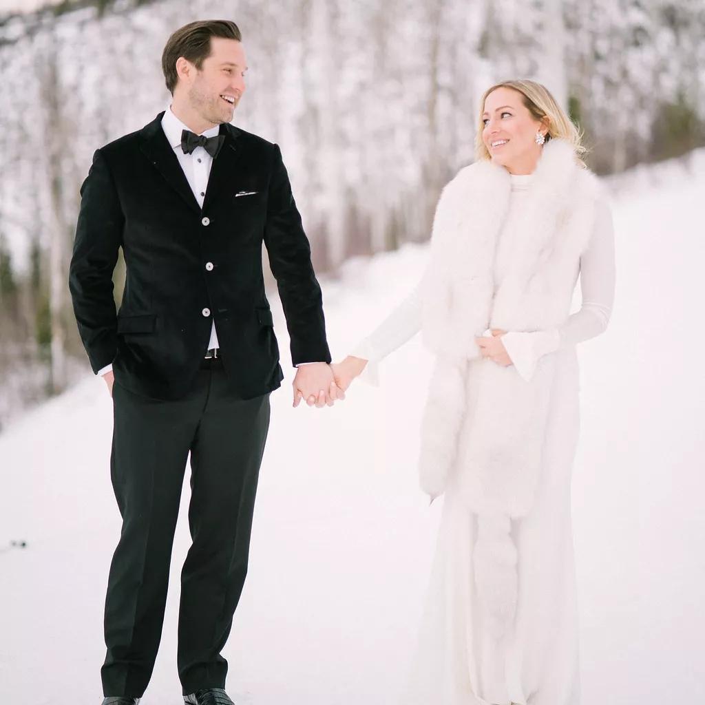 VaX9zABUhjA - Свадьба в зимнем стиле
