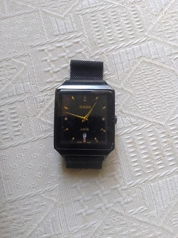 ЧасыRado с металлическим | Объявления Орска и Новотроицка №28106