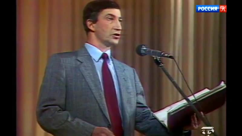 Семён Альтов Разговор с постовым 1985