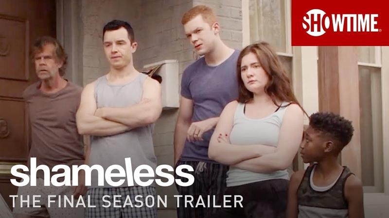 Бесстыдники Shameless Season 11 Трейлер Всё о сериале