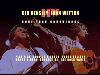 Ken Hensley And John Wetton - More Than Conguerors (Recorded At The London Forum, December 8, 2001)(84)[1080p]