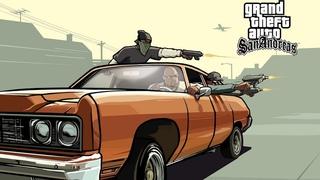 Grand Theft Auto: San Andreas #2 серия