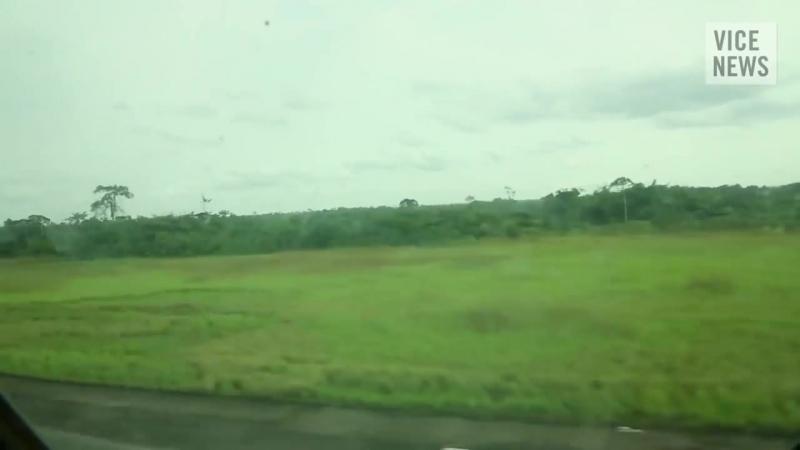 Русские лётчики в Конго [ VICE ] (1)