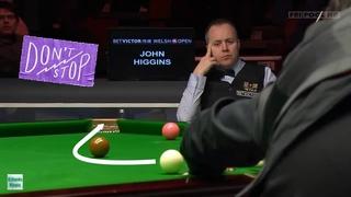 DON'T STOP!!! Ronnie O'sullivan vs. John Higgins