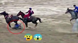Самый опасный спорт в мире ( Кок бору) The most dangerous sport in the world (Kok boru)