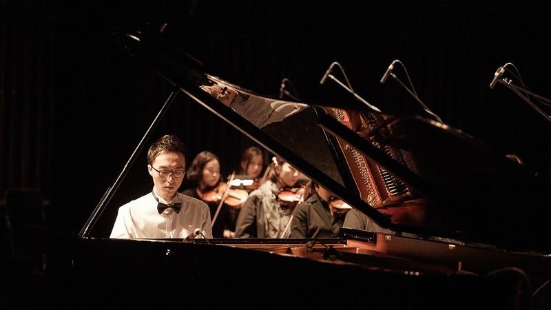 Концерт музыки композитора Ли Джису (полная версия)