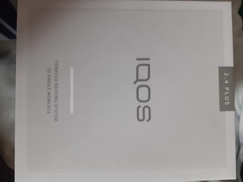 Купить айкос Полный комплект+чехол 1600 | Объявления Орска и Новотроицка №8944