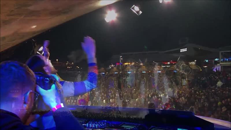 Steve Aoki Ummet Ozcan Dzeko Popcorn Gattüso Extended Mix DVJ Blue Peter Video Re Edit 2020