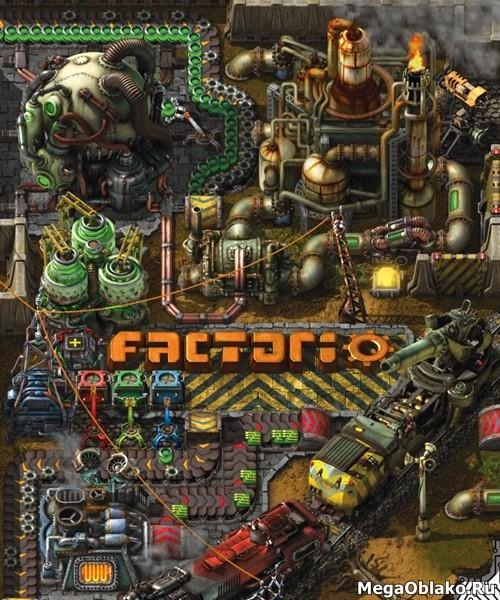 Factorio (2020/RUS/ENG/MULTi41/RePack)