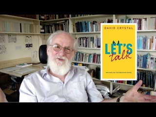 676. David Crystal Interview: Let's Talk - How English Conversation Works