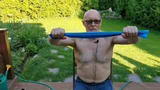 Изометрические упражнения. Лучшее для занятий в домашних условиях.