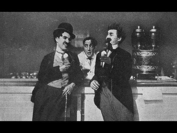 Charlie Chaplin By the Sea 1915
