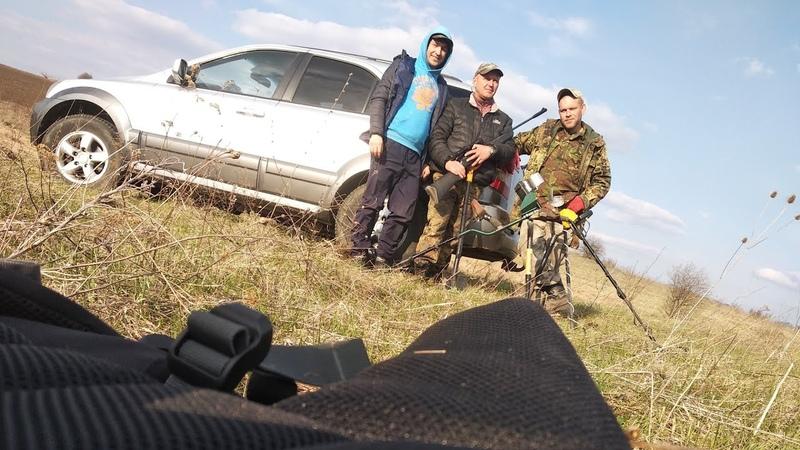 Коп в західній Україні. (Скіфи)