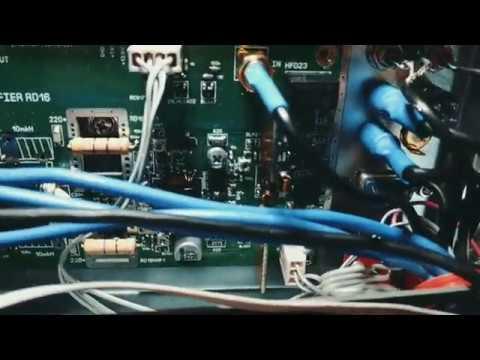 Пуск трансивера Маламут на передачу. 30 ватт