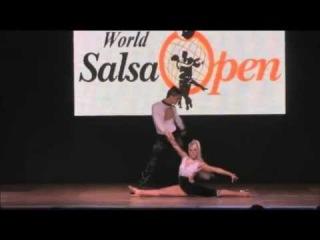 Puerto Rico Salsa Congress 2013 - Final - Karen Forcano y Ricardo Vega
