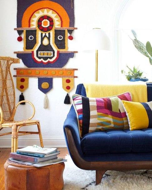 Подушки для дивана - совсем не мелочь в...