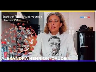Alexandra Henrion-Caude : Covid-19 🦠 la quantité de stress n'est pas diminué !!! (Planètes360)