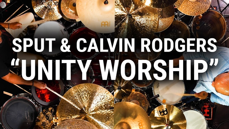 Meinl Cymbals Sput Calvin Rodgers Unity Worship