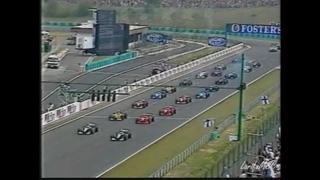 Michael Schumacher - Best of Hungary 1998